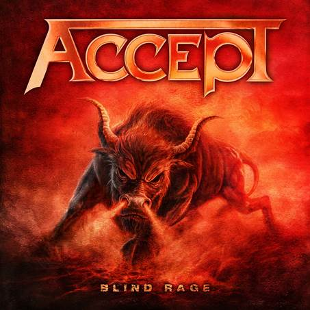 ACCEPT Blind Rage July 18th