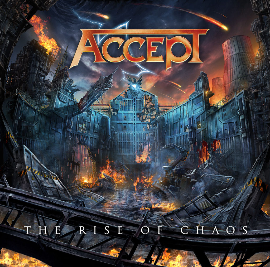 ACCEPT's The Rise of Chaos