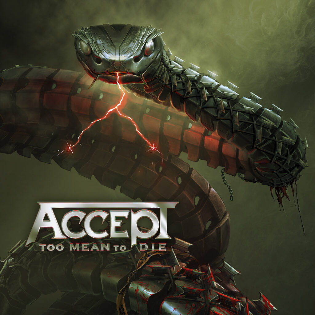 Accept - Too Mean To Die